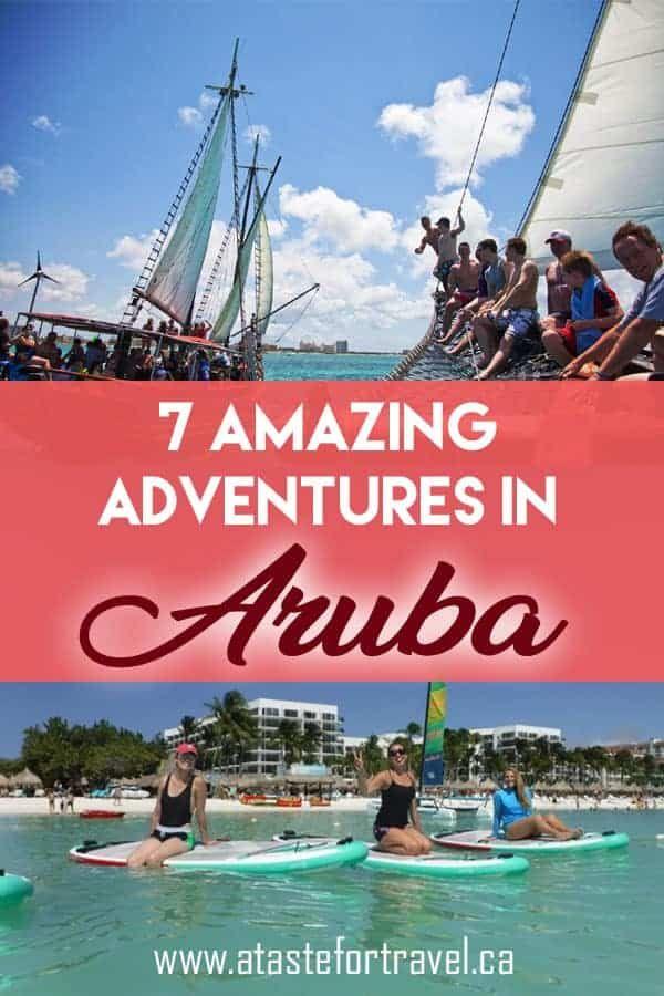Top 7 Aruba Excursions for Outdoor Adventure Lovers