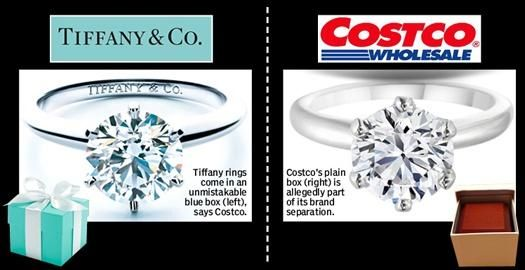 Tiffany Vs The Tiffany Costco Diamond Rings Costco Ring Costco Engagement Rings Costco Jewelry