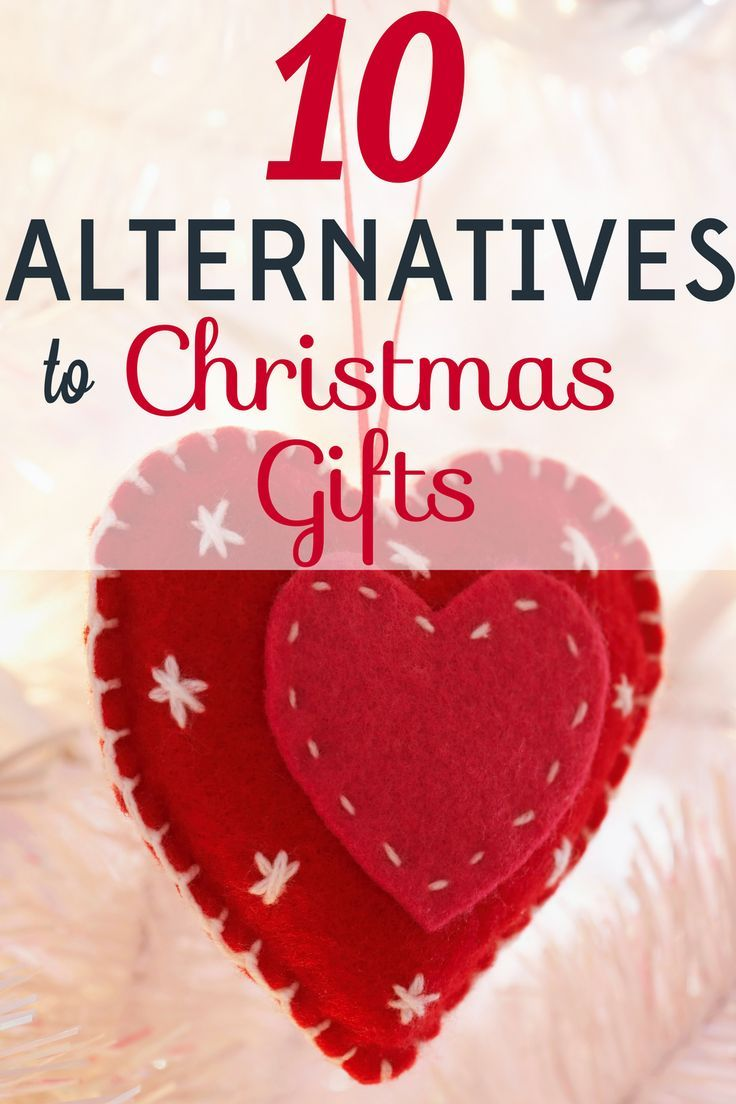 10 Alternatives to Christmas Gifts | Living On A Dime - Money Saving ...