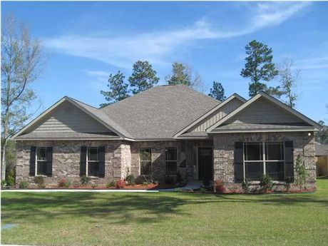 2447 By Breland Homes At Saybrook House Styles Sweet Home Home