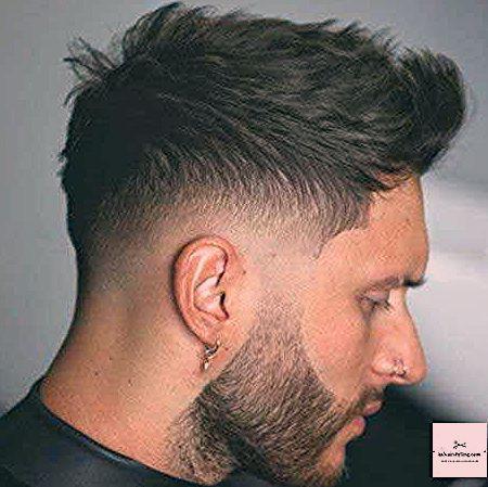 Photo of Die Letzte 15 Herren-Fade-Haarschnitt