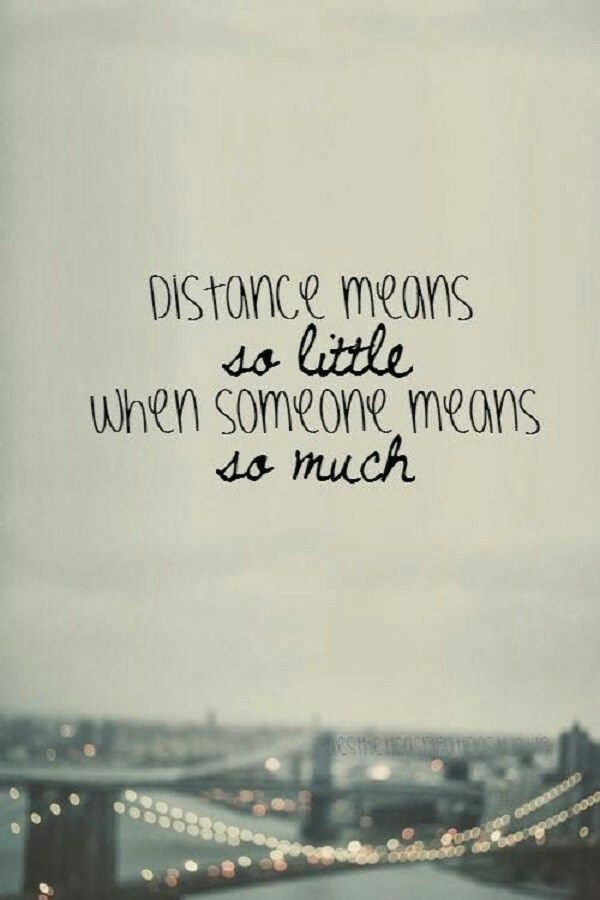 Quotes About Long Distance Friendships Fair Distance Doesn't Define Anything  Best Friends ♡  Pinterest