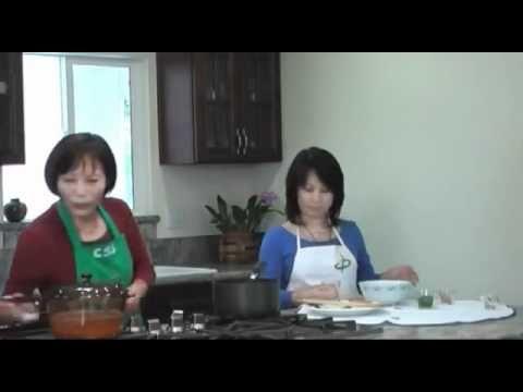 Canh Bí Đỏ - Veggie Cooking Club - YouTube