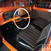 1988 Chevy S10 Custom Interior