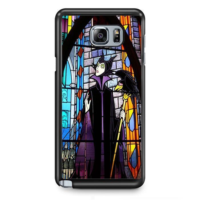 Maleficent TATUM-6799 Samsung Phonecase Cover Samsung Galaxy Note 2 Note 3 Note 4 Note 5 Note Edge