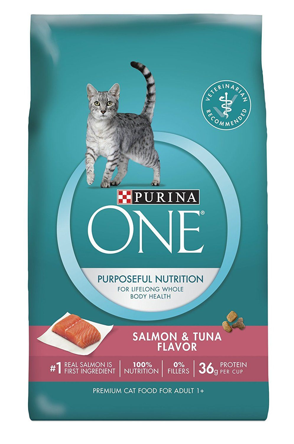 Purina One Salmon And Tuna Dry Cat Food Startling Review Available Here Best Cat Food Kitten Food Best Cat Food Cat Food