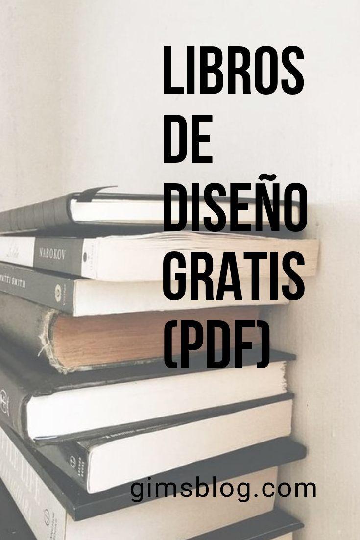 LIBROS DE DISEÑO GRATIS (PDF) en 2020 | Diseño de libros ...