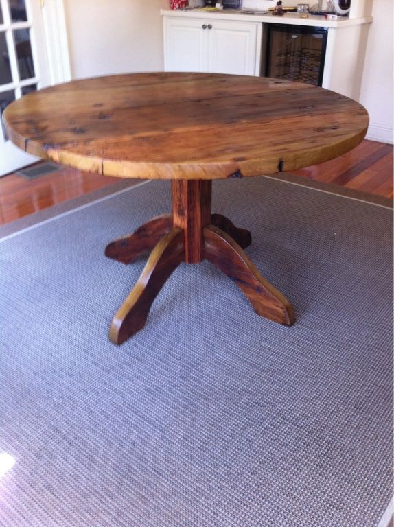 Reclaimed Bargeboard Table Strictly New Orleans Wood By Gary Zeringue