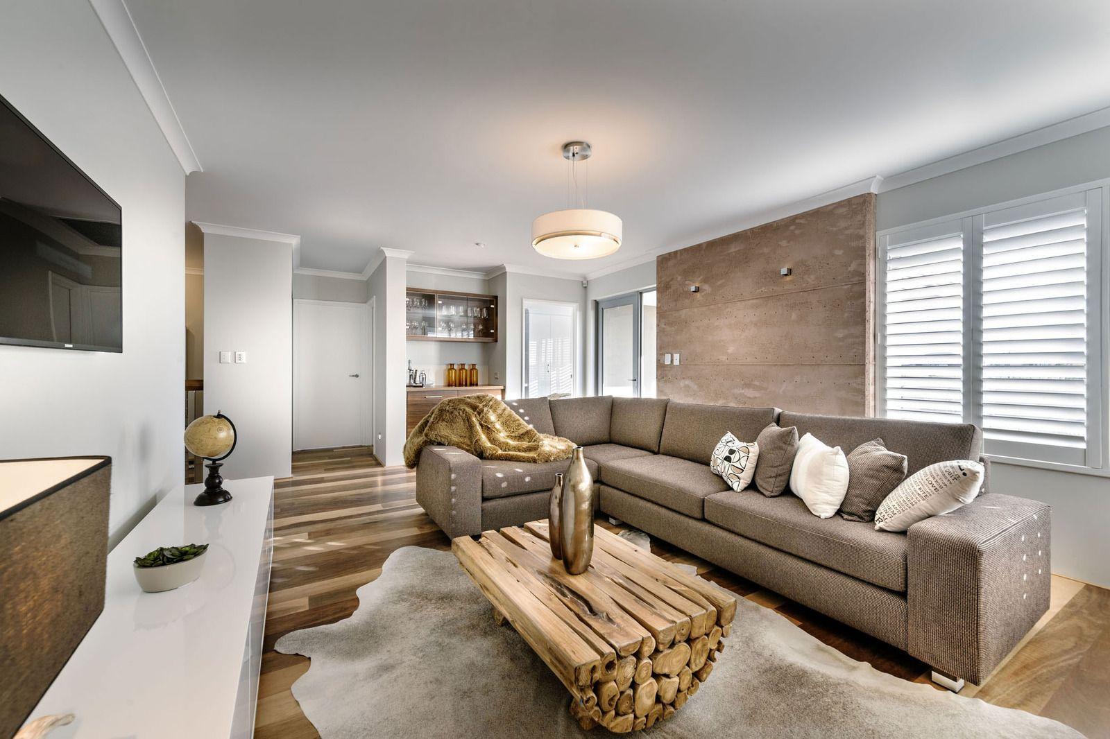 Casa Moderna Un Piso Stunning Diseo De Casa Moderna De Tres