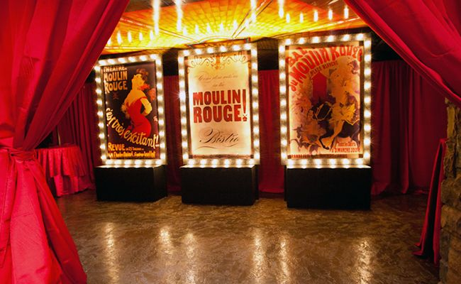 Moulin Rouge Theme for Corporate Events and Parties