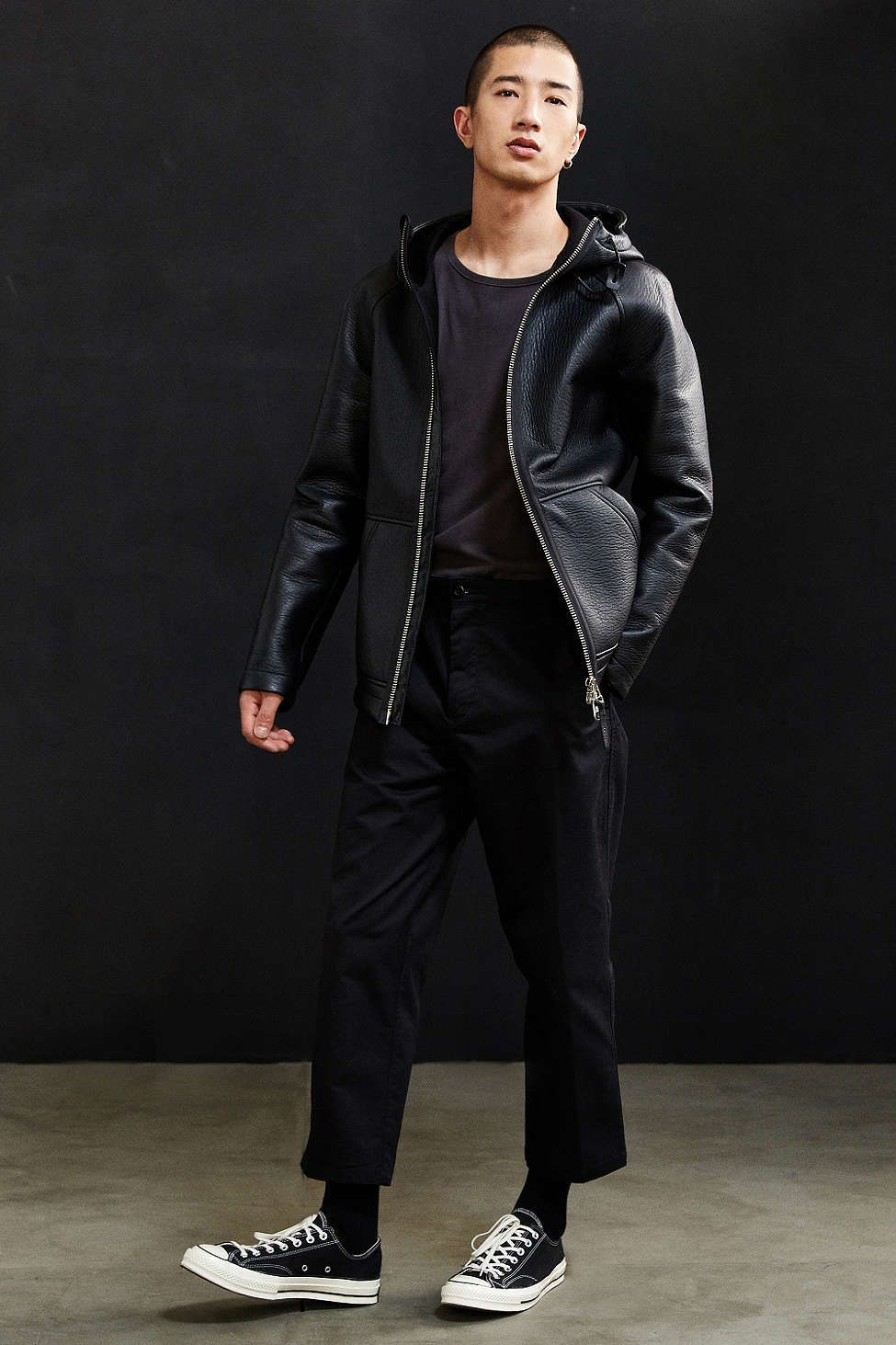 4bb7f6072 Mackage Camilo Leather Jacket | #UOMens | Fashion, Types of fashion ...