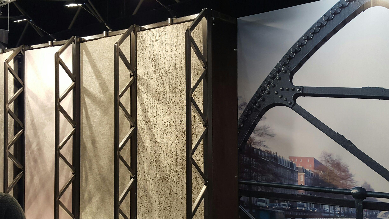 Aaibaar behang ;-) Dutch wall textile co