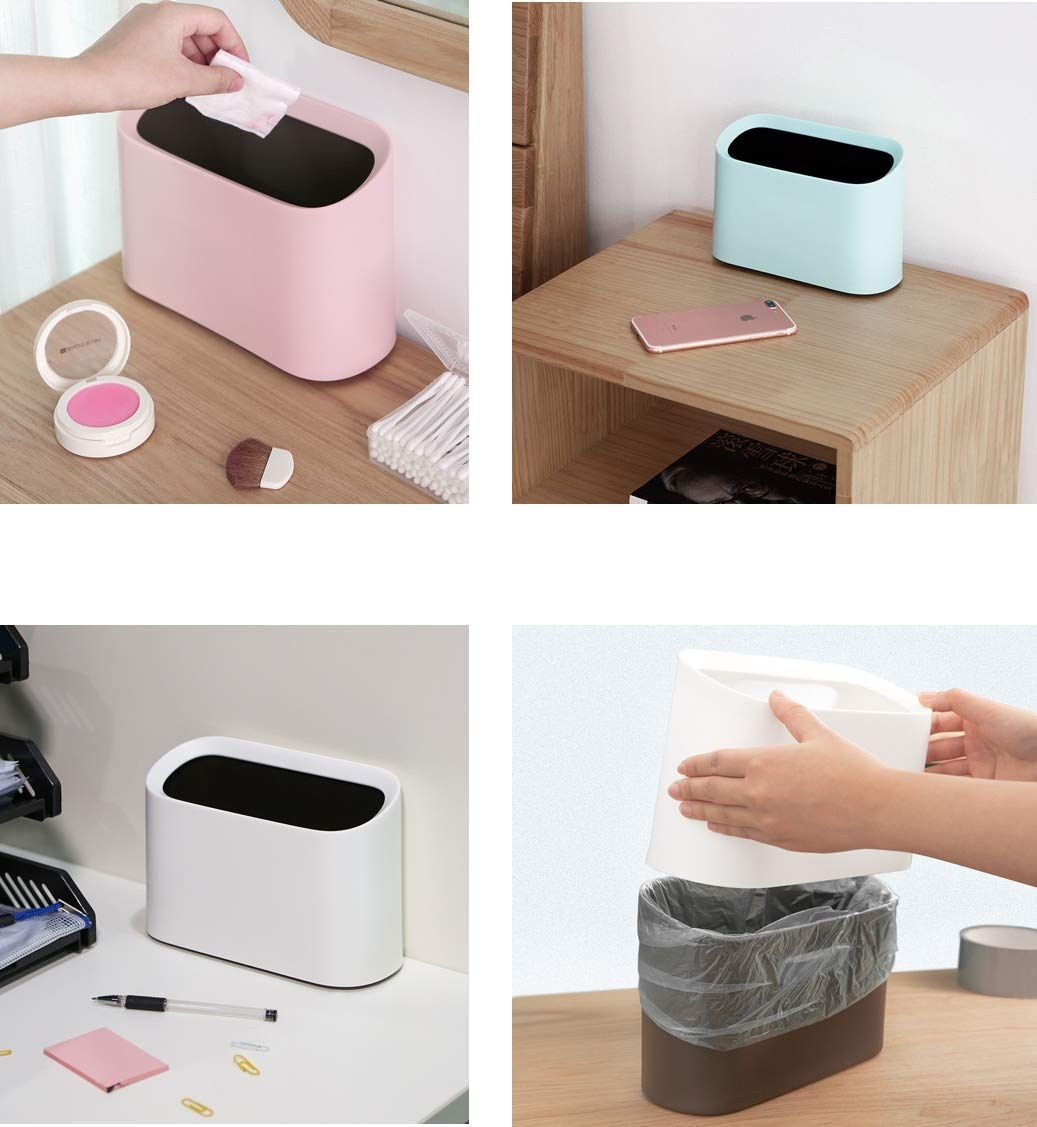 The Mini Table Top Trash Can Is A Multi Purpose Product That Fits