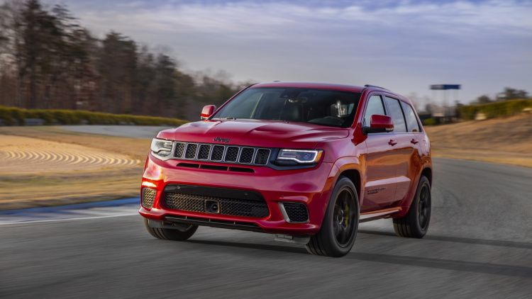2020 Jeep Grand Cherokee Trackhawk Photo Gallery In 2020 Jeep Grand Jeep Jeep Grand Cherokee
