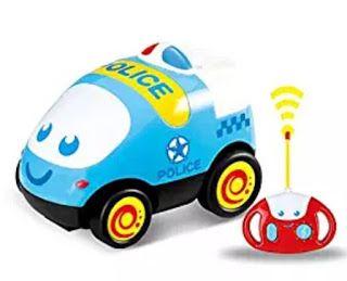 Los Angeles Coupon Diva: Remote Control Car, RC Cartoon Police Car With Mus.