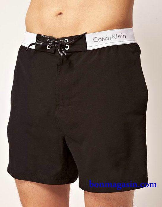 Vendre Pas Cher Homme Calvin Klein Boardshort H0005 En ligne En France.  Maillots De Bain ...