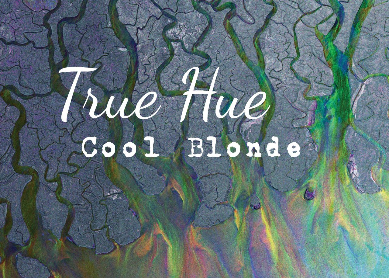 Pin On True Hue Cool Blonde