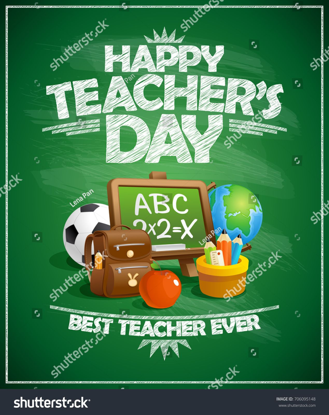 Teach From The Heart Square Sticker Zazzle Com In 2020 Teachers Day Wishes Happy Teachers Day Wishes Happy Teachers Day Card