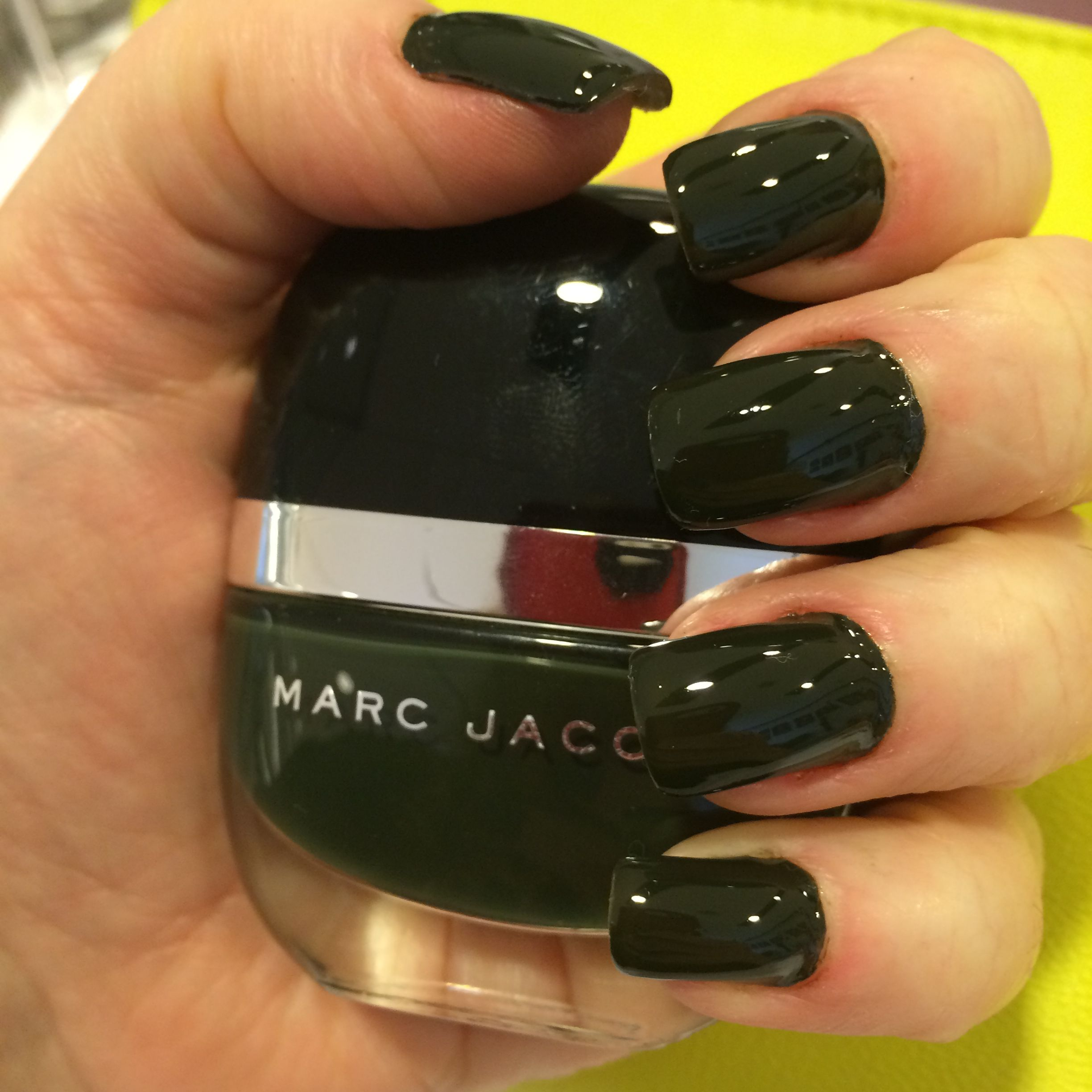 Olive double team dynamicpunch green manicures pinterest