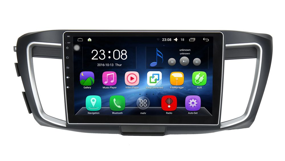 honda accord navigation system 2014