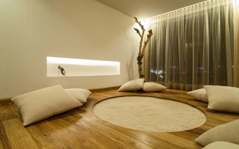 20 Soothing Meditation Room Ideas For Your Inner Zen Meditation Room Design Meditation Rooms Meditation Room