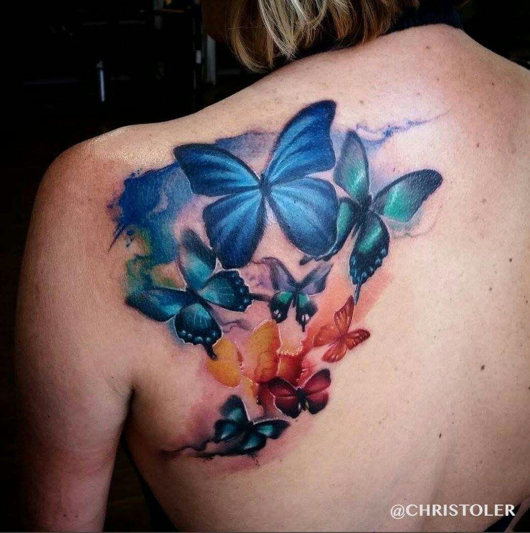 100 Seductive Hip Tattoos for Women   Seductive Butterfly Tattoos