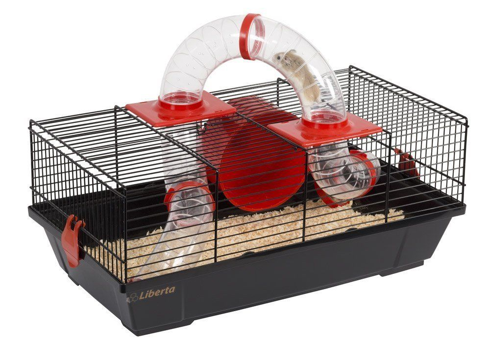 Hamster Cage Box Pet Supplies Home Small Animals Tubes Wheel Toys Accessories Hamster Cage Small Animal Cage Small Pets