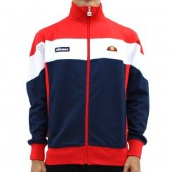 7cda8347 Ellesse Caprione Track Top Red   Schott Versatyle, His Earth, and ...