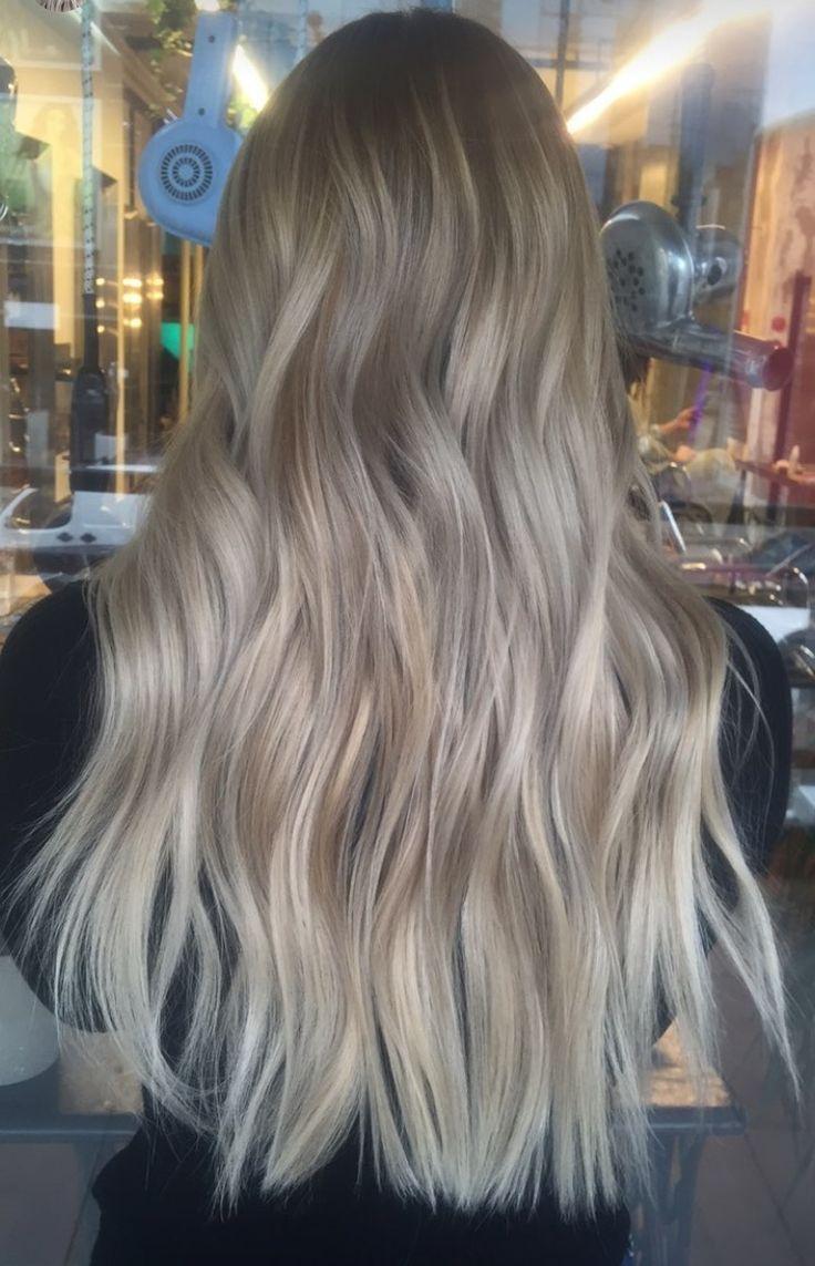 Toner Ash Blonde Hair Colour Blonde Hair Color Ashy Hair
