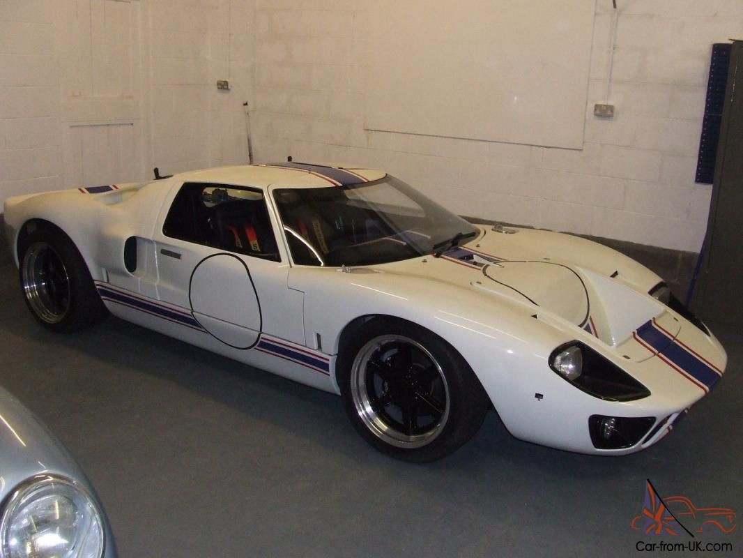Gt Kit Car Ford Gt Kit Car Project Nearly Finished Mda For Sale