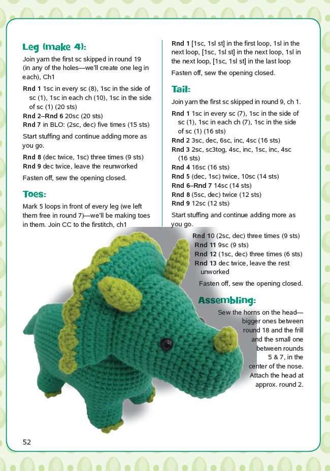Welcome to Dover Publications … | Crochet Amigurumi | Croch…