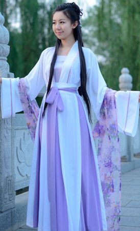 03f3d413e Top Chinese Han Dynasty Beauty Princess Hanfu Clothing Chinese Hanfu  Costume Hanfu Dress Ancient Chinese Costumes and Hair Jewelry Complete Set  for Women ...