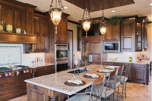 Kitchen Design Idea Impressive Kitchen Design Ideahome And Garden Design Ideas  Kitchen Decorating Inspiration