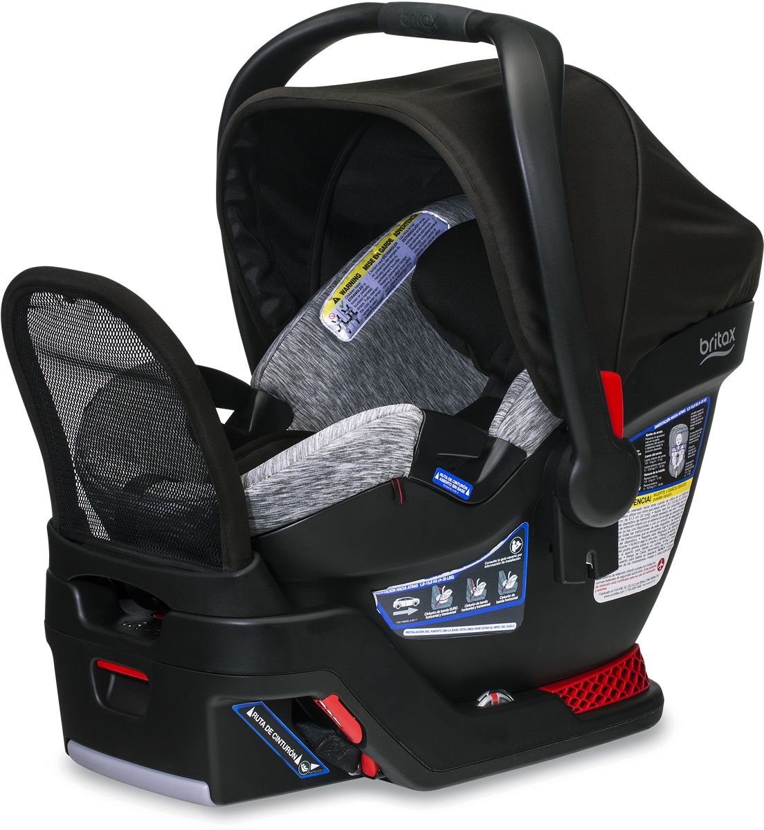 Britax Endeavours Infant Car Seat Spark Car seats, Britax