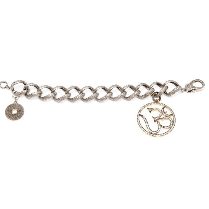 Womens Say Om Blessings Bracelet Carole Shashona P1HoK0IvM