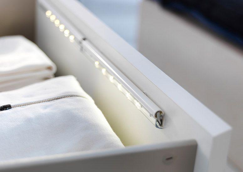 Gentil IKEA Dioder  LED Drawer Lighting