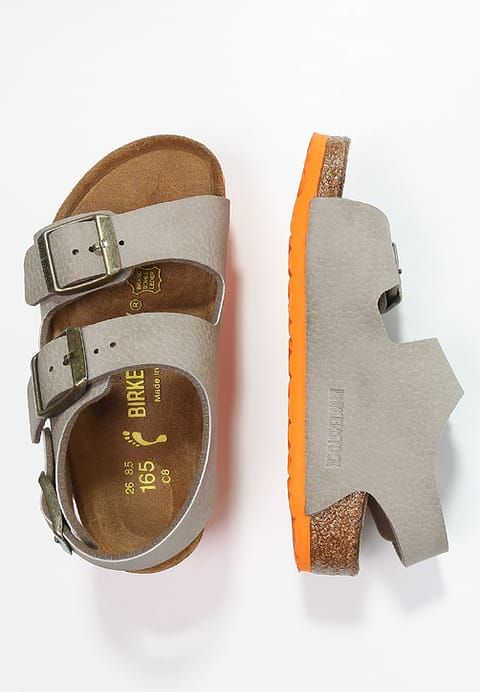 2864eccd3c14c Birkenstock MILANO - Sandals - taupe for £42.99 (12 04 17) with free  delivery at Zalando