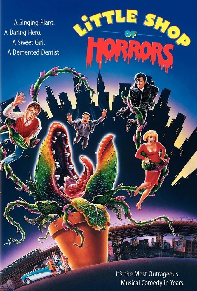 Little Shop of Horrors (1986) Movie Review Little shop