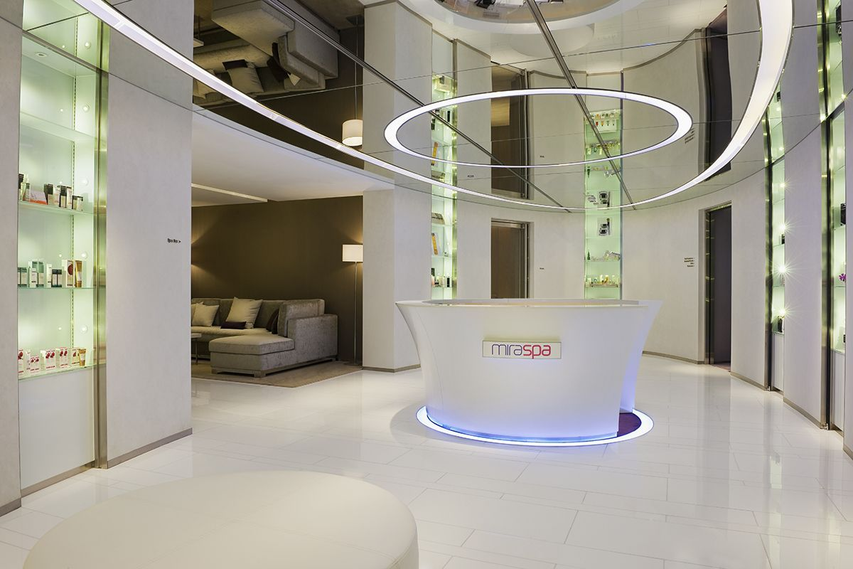Decor aura spa design by khosla associates architecture interior - The Mira Hotel Spa Interior Design Zeospot Com Zeospot Com