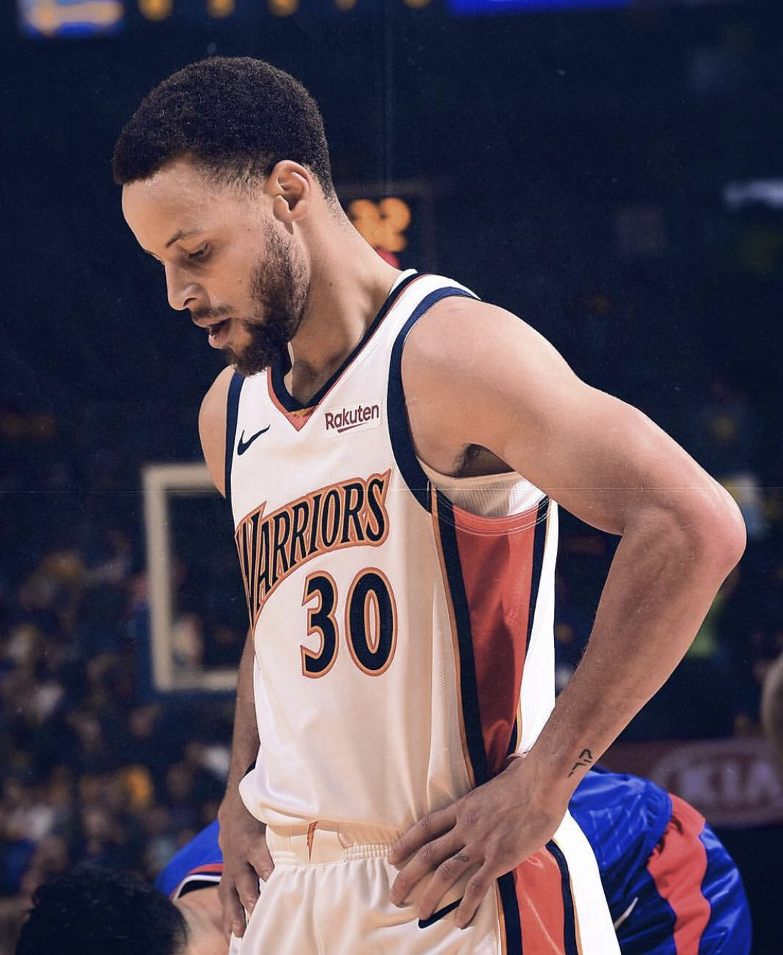 super popular 73ee3 cb2bf Warriors Crush Clippers; Oakland Calif. 4/7/19 In throwback ...