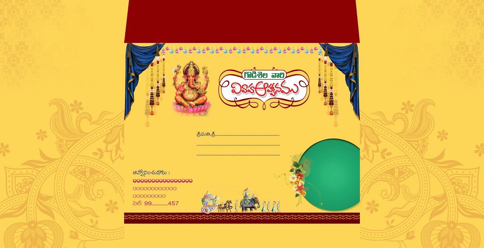 Wedding Invitations Photoshop Template Awesome Indian Wedding Car Indian Wedding Invitation Cards Wedding Invitation Card Design Hindu Wedding Invitation Cards
