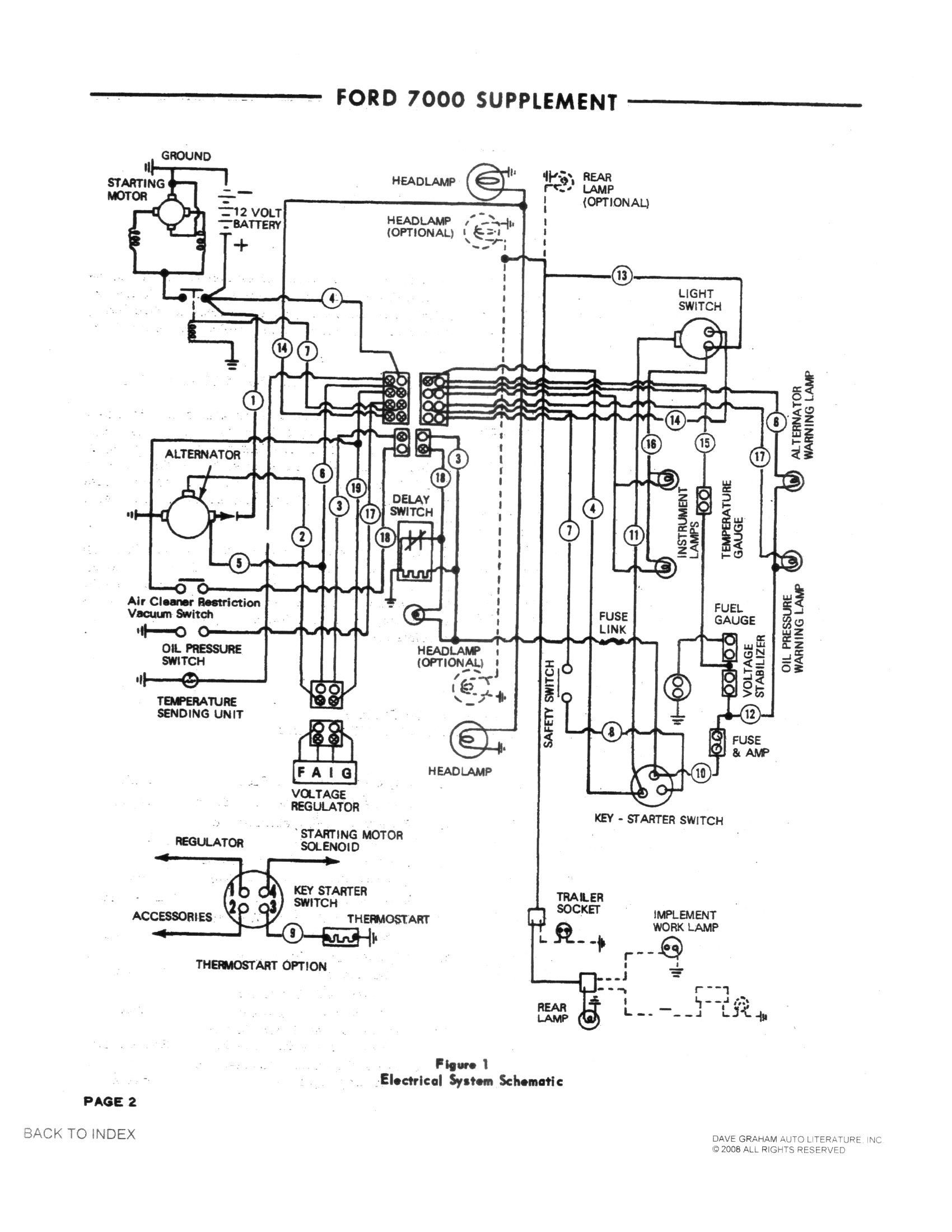 Unique Motorola Alternator Wiring Diagram John Deere