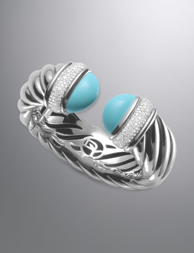 Do you love turquoise?  Check out our blog for the latest looks in turquoise jewelry.