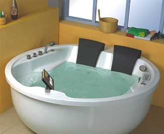 2 Person Bathtub With Jets And Heater U003c3