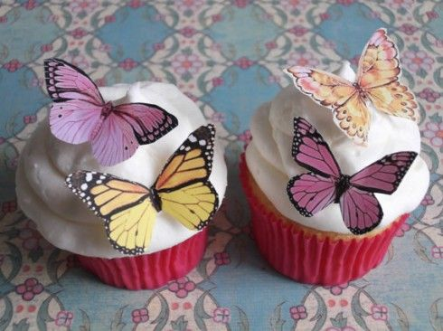 these butterflies are edible!