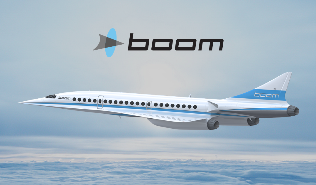 Boom Technology is building th...