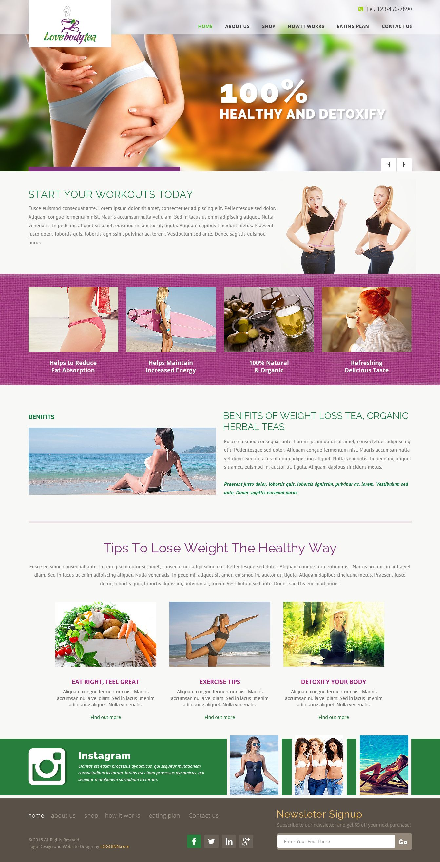 Health Losing weight tips, Organic herbal tea, Eating plans