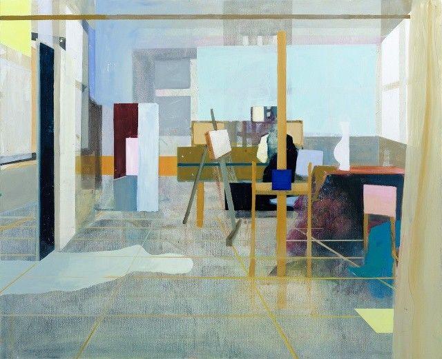 Annemieke alberts galerie roger katwijk kunstenaars for Moderne schilderkunst