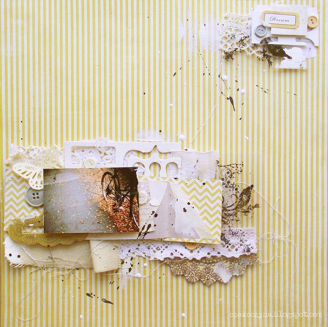 made by czekoczyna, found on flickr