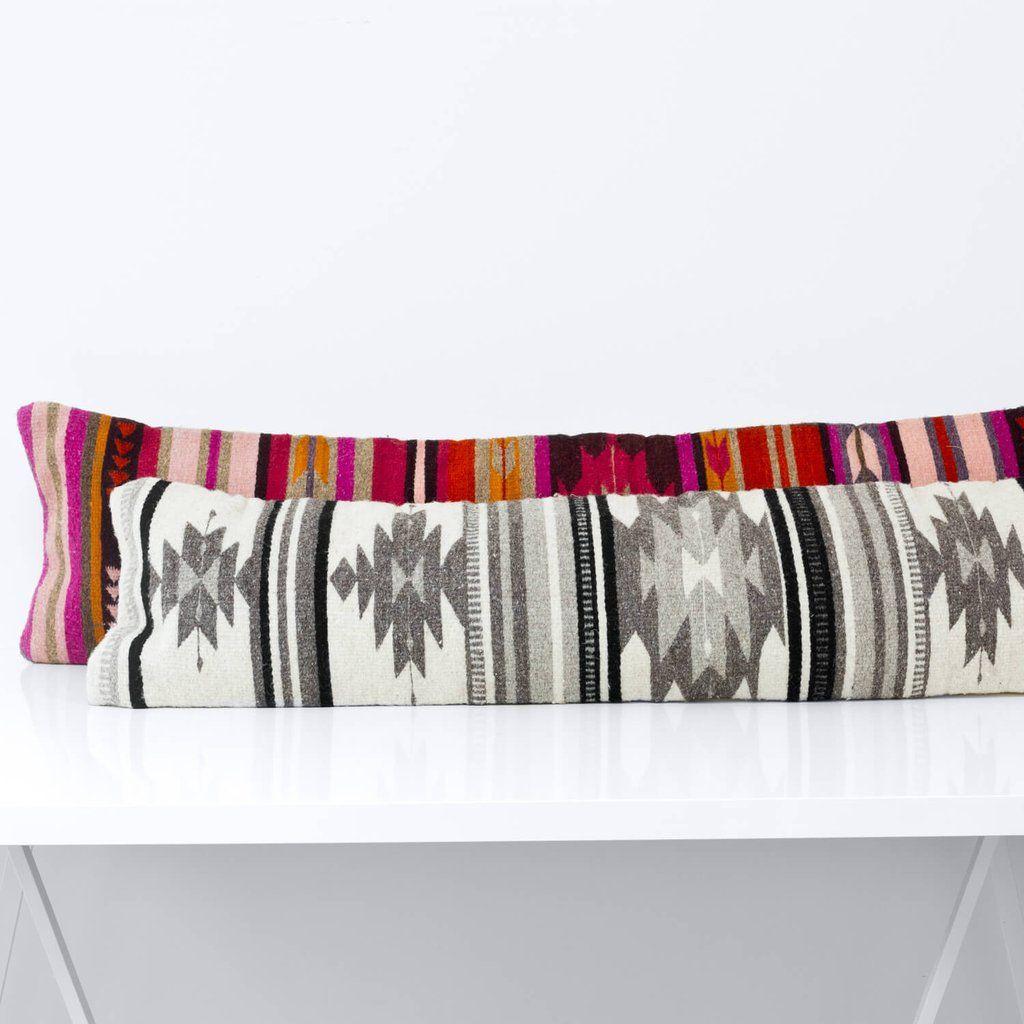 Baya Lumbar Pillow Geometric Pillow Lumbar Pillow Pillows
